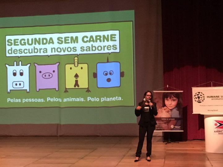A cidade de Paulicéia adota o Programa Segunda Sem Carne nas escolas