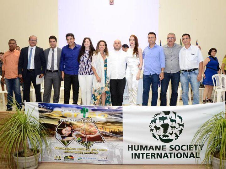 Projeto histórico de redução de carne lançado na Bahia, Brasil